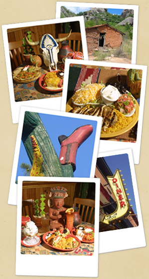 Mexican and Tex-Mex Food Photographs